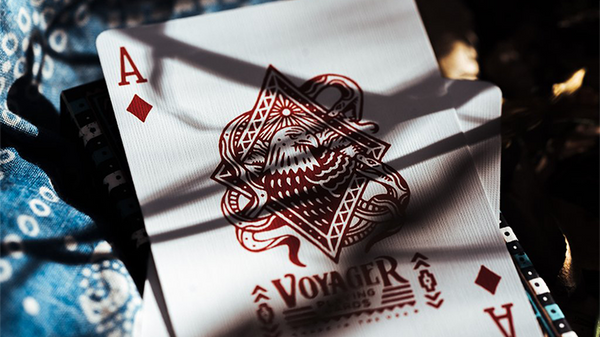 Voyager Playing Cards by theory11 - Got Magic?