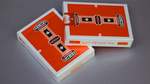 Gemini Casino Orange Playing Cards by Toomas Pintson - Got Magic?