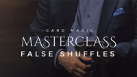 Card Magic Masterclass (False Shuffles and Cuts) by Roberto Giobbi - DVD - Got Magic?