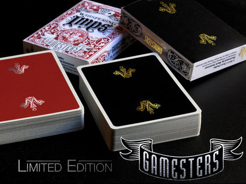 """Gamesters"" Limited Edition"