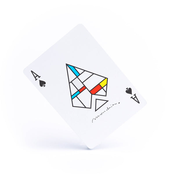 Mondrian Playing Cards - Got Magic?