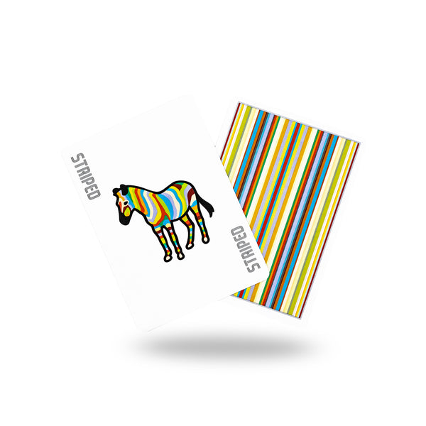 STRIPED Playing Cards - Got Magic?