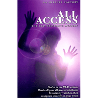 All Access by The Miracle Factory - Trick - Got Magic?