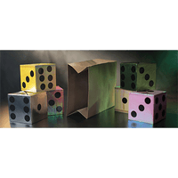 Appearing Dice from Empty Bag by Tora Magic- Trick - Got Magic?
