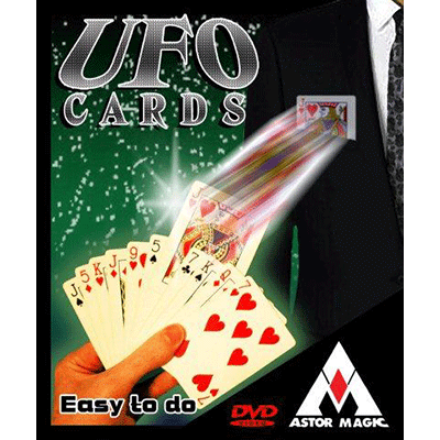 UFO Cards by Astor - Got Magic?