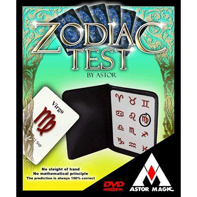 Zodiac Test by Astor - Trick - Got Magic?