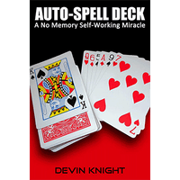 Auto Spell Deck by Devin Knight - Trick