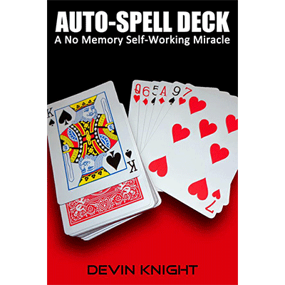 Auto Spell Deck by Devin Knight - Trick - Got Magic?