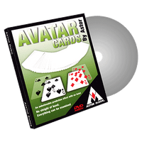 Avatar Cards (Blue) by Astor - Got Magic?