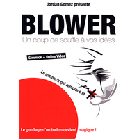 Blower Gimmick - Trick - Got Magic?