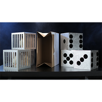 Cages and Dice from Paper Bag by Tora Magic - Trick - Got Magic?