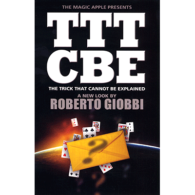 The Trick That Cannot Be Explained by Roberto Giobbi - Got Magic?