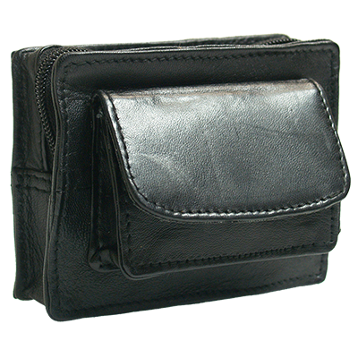 Card & Coin Pouch by Meir Yedid Magic - Trick