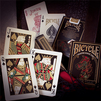 Bicycle Warrior Horse Deck by USPCC
