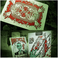 Bicycle Zombie Deck by USPCC - Got Magic?