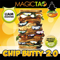 Chip Butty 2.0 (Blue) by Liam Montier and MagicTao - Trick - Got Magic?