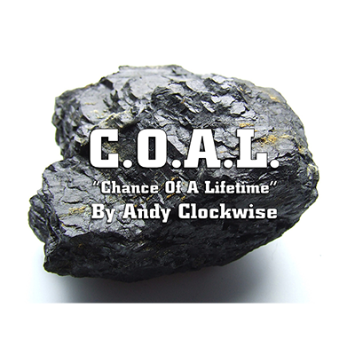 C.O.A.L. by Andy Clockwise - Trick - Got Magic?