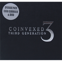 Coinvexed 3rd Generation Upgrade Kit (COIN) by World Magic Shop - Trick - Got Magic?