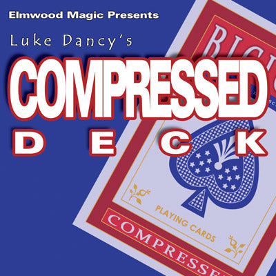Compressed Deck by Luke Dancy - Trick - Got Magic?