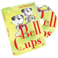 Cups and Bells (DVD and Gimmicks) by Leo Smetsers - DVD - Got Magic?