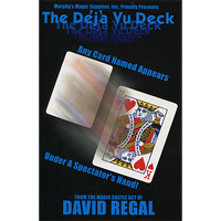 Deja Vu Deck - David Regal - Got Magic?