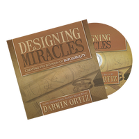 Designing Miracles (Audio Book) by Vanishing Inc - Got Magic?