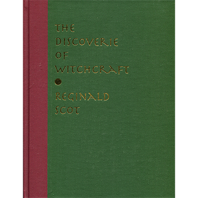 Discoverie of Witchcraft book - Got Magic?