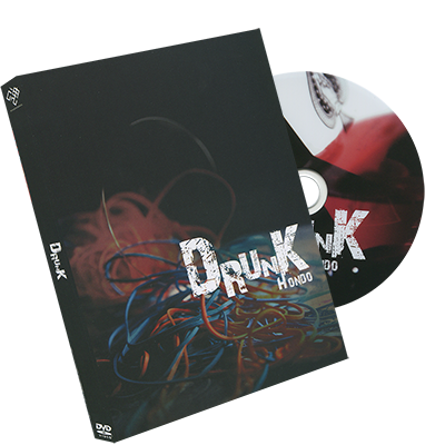 Drunk by Hondo - DVD - Got Magic?