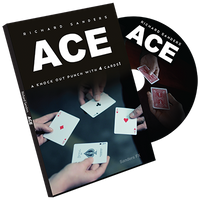ACE (Cards and DVD) by Richard Sanders - Got Magic?