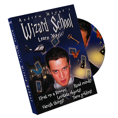 Wizard School by Andrew Mayne - DVD - Got Magic?