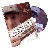 Cinch (DVD and Gimmick) by Shaun Robison & Paper Crane Productions - DVD - Got Magic?