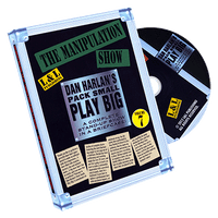 Harlan The Manipulation Show - DVD - Got Magic?