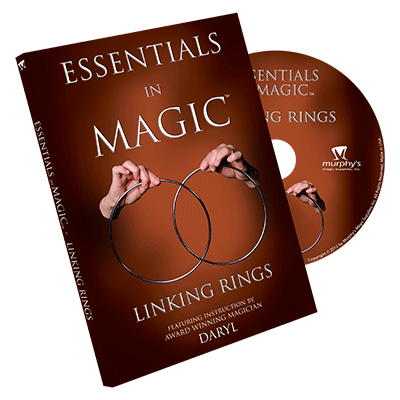 Essentials in Magic Linking Rings - DVD - Got Magic?