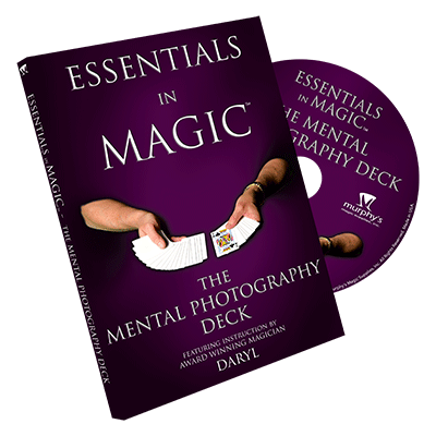 Essentials in Magic Mental Photo - DVD - Got Magic?