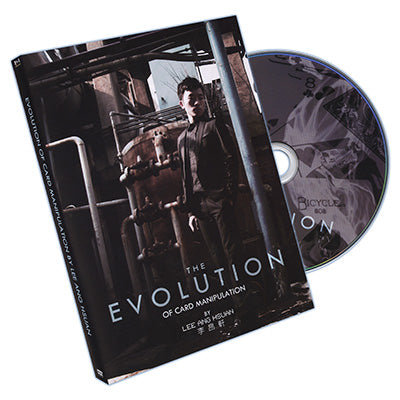 The Evolution of Card Manipulation by Lee Ang Hsuan and Magic Soul - DVD - Got Magic?