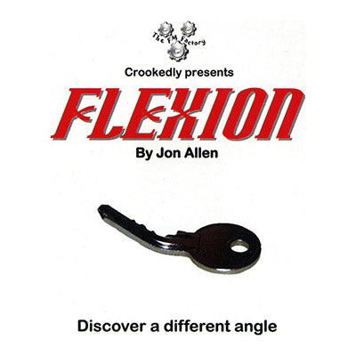 Flexion (Gimmick and DVD) by Jon Allen - DVD - Got Magic?