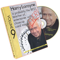 Lorayne Ever! Volume 9 - DVD - Got Magic?