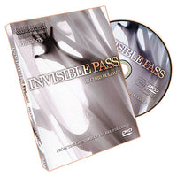 The Invisible Pass by Chris Dugdale JB Magic - DVD - Got Magic?