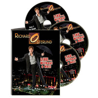 Live Without a Net by Richard Osterlind and L&L Publishing - DVD - Got Magic?