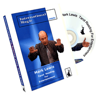 Mark Lewis Tarot Reading For Entertainment by International Magic - DVD - Got Magic?