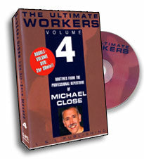 Michael Close Workers- #4, DVD - Got Magic?