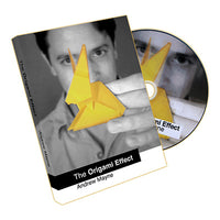 Origami Effect by Andrew Mayne - DVD - Got Magic?
