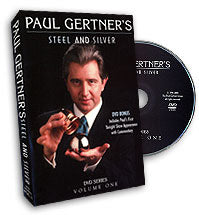 Steel & Silver Gertner- #1, DVD - Got Magic?