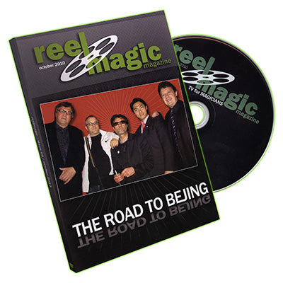 Reel Magic Episode 19 (The Road to Bejing) - DVD - Got Magic?