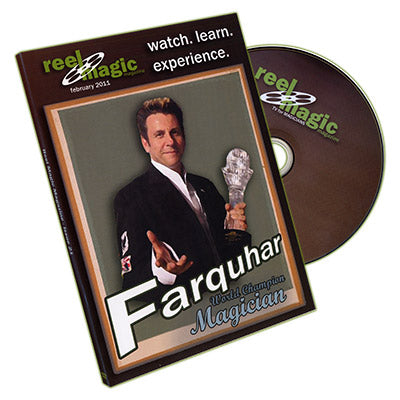 Reel Magic Episode 21 (Shawn Farquhar) - DVD - Got Magic?