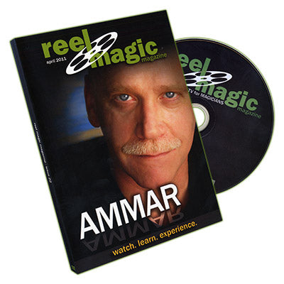 Reel Magic Episode 22 (Michael Ammar) - DVD - Got Magic?