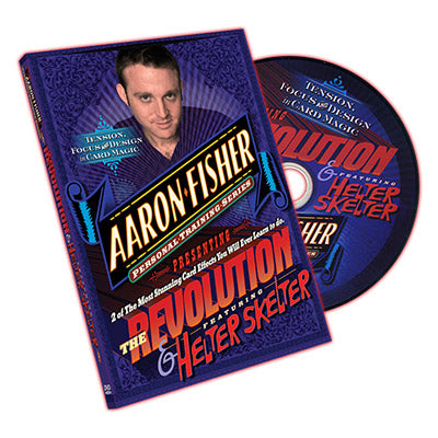 Revolution by Aaron Fisher - DVD - Got Magic?