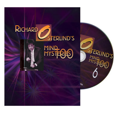 Richard Osterlind Mind Mysteries Too - #6, DVD - Got Magic?