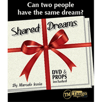 Shared Dreams (DVD and Props)V0009 by Marcelo Insua and Tango Magic - DVD - Got Magic?