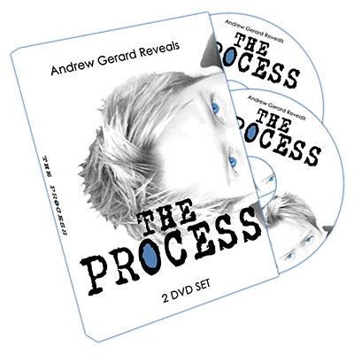 The Process by Andrew Gerard - DVD - Got Magic?